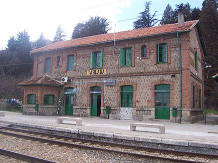Estación de RENFE la Tablada
