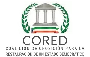 COALICIÓN PARA LA RESTAURACIÓN DE UN ESTADO DEMOCRÁTICO EN GUINEA ECUATORIAL.