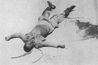 Atanasio Ndong Miyono murió apaleado y no en el hospital como de dijo.