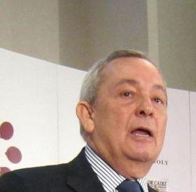 Carlos Solchaga, exministro socialista.