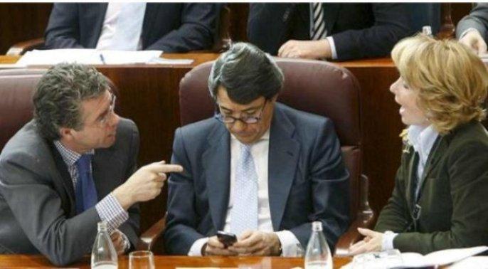 Granados, González y Aguirre.
