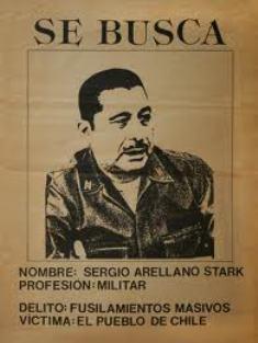 Sergio Arellano Stark, responsable de la Caravana de la Muerte.
