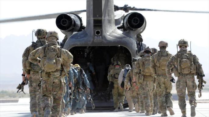 Soldados USA llegan a Siria.