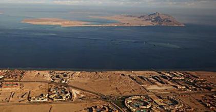 Egipto vende parte de su territorio a Arabia saudí.