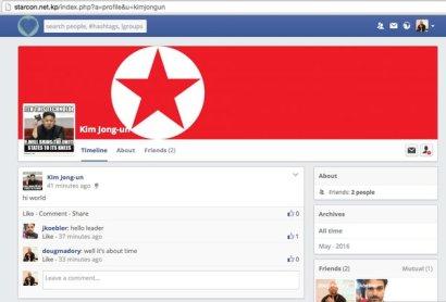 El Facebook de Corea del Norte.