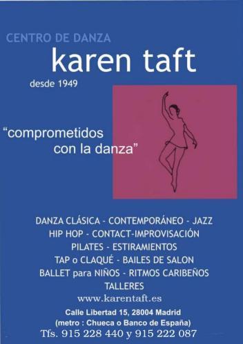 Centro de Danza Karen Taft, Comprometidos con la danza