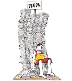 Dibujo de: Plataforma Auditoría de la Deuda Pública.