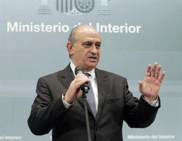Ministro de Interior, Jorge Fernández