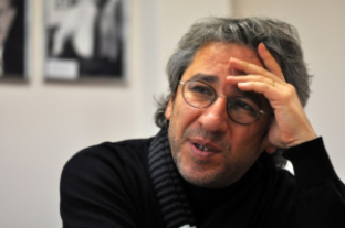 Can Dündar: Fotografía propiedad de PEN International.