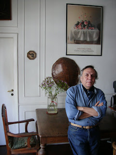 El autor, Guadi Calvo.