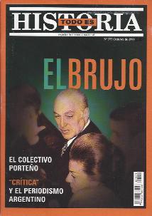 López Rega, El Brujo.