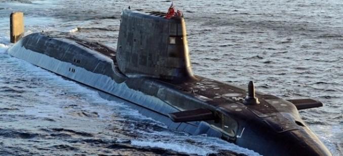 Submarino britanico