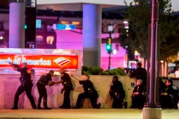 Violencia en USA