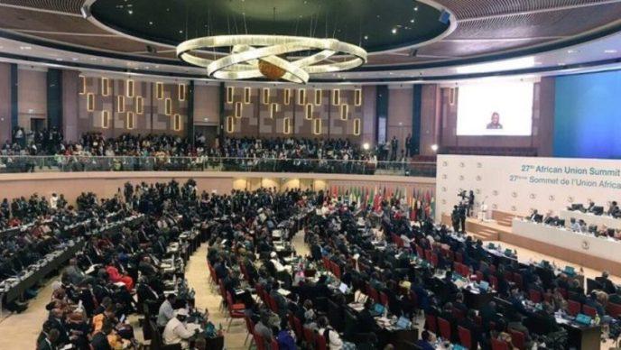 XXVII Cumbre de la Unión Africana