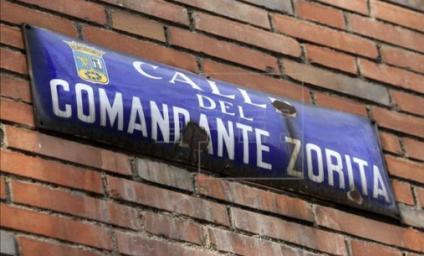Calle Comandante Zorita