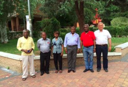 Comisión Permanente del Gobierno en el Exilio del Partido del Progreso de Guinea Ecuatorial.