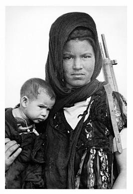 Combatiente del Frente Polisario