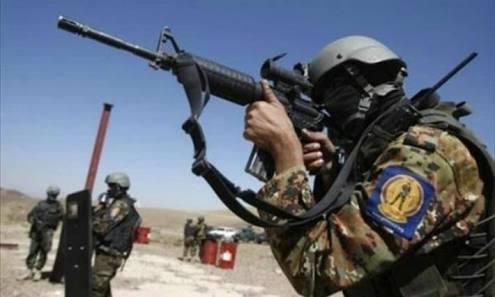 Soldados argelinos.
