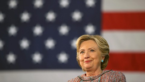 H. Clinton.