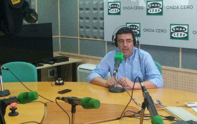 Mario Jiménez, Portavoz de la Gestora. Foto Onda CERO.
