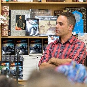 Juan Muñoz, director programa Espacio del Libro.