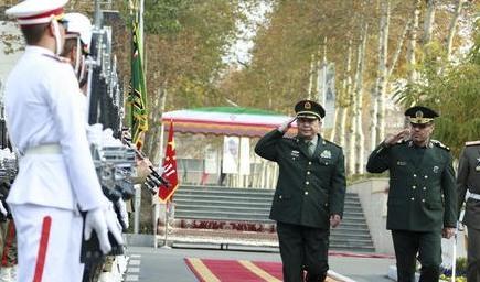 Acuerdo de Cooperación entre China e Irán.