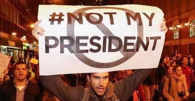 No a Donald Trump.