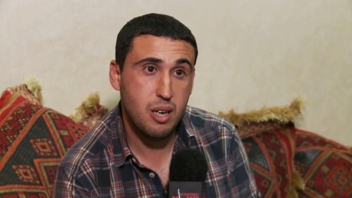 Hamza Hamouchene, activista argelino, entrevistado por Democracy Now.