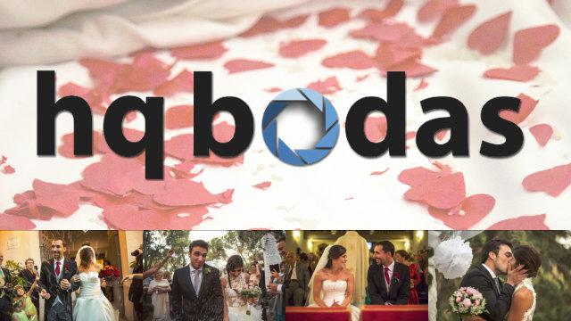 Fotografía y vídeo de bodas. Buscamos captar los mejores momentos interviniendo lo menos posible, hacer de cada reportaje algo único