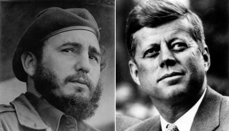 Castro y Kennedy